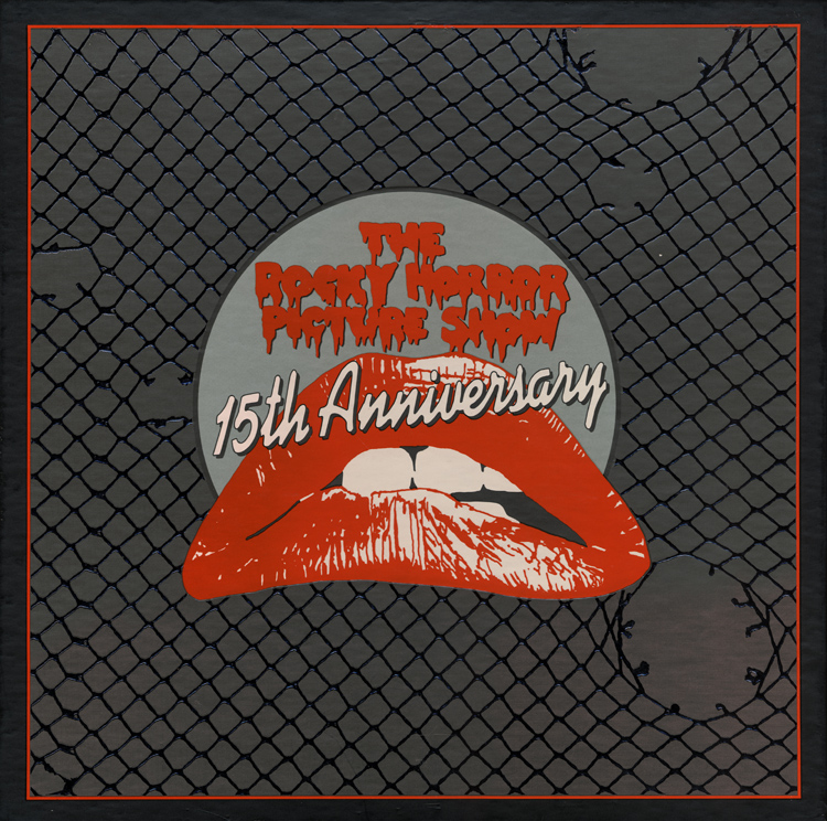 Rocky Horror Picture Show 15th Anniversary Collection (Front Cover)