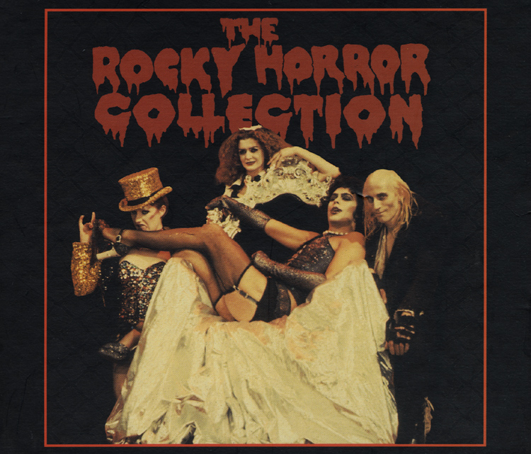 Rocky Horror Collection (Front Cover)