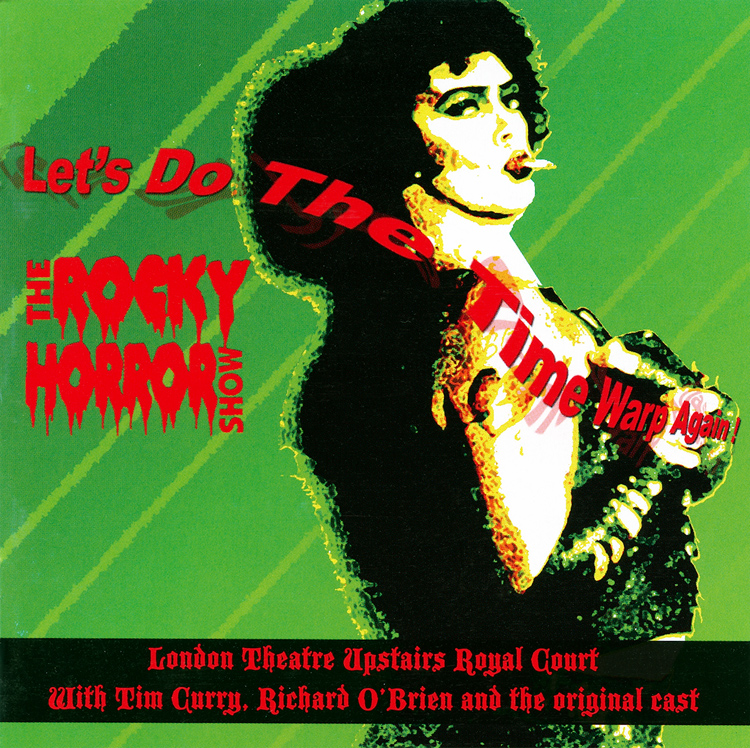 Rocky Horror Show, 1973 London Cast CD, Revvolution Records (Front Cover)