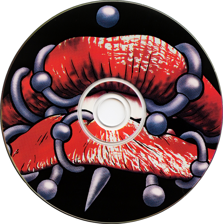 The Rocky Horror Punk Rock Show CD (Compact Disc)