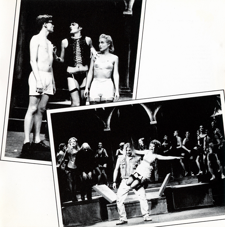 Rocky Horror Show, 1991 Icelandic Cast CD (Liner Notes Part 1)