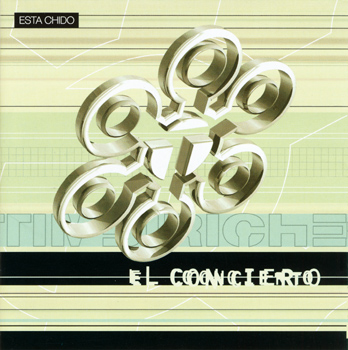 "Timbiriche ""El Concierto"" Two-CD Set (Front Cover)"