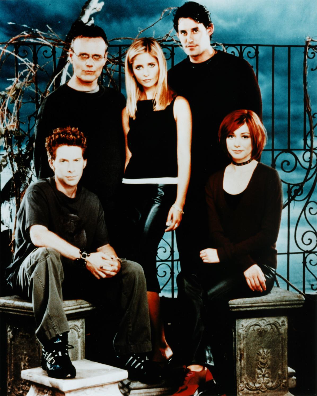 Rockymusic Anthony Stewart Head Buffy The Vampire Slayer Season
