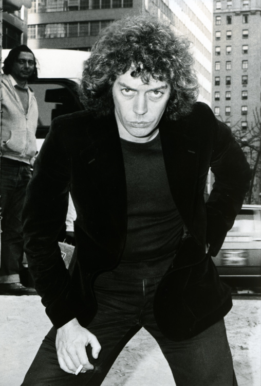 Tim Curry (A&M Records Fearless LP Promo)