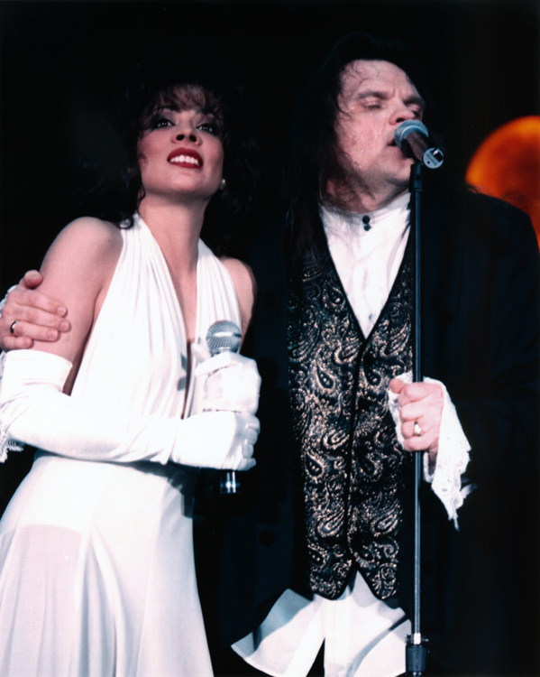 Meat Loaf (In Concert, with Patti Russo)