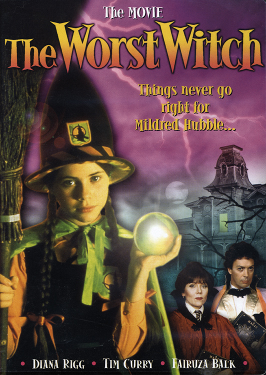 Worst Witch (DVD Front Cover)