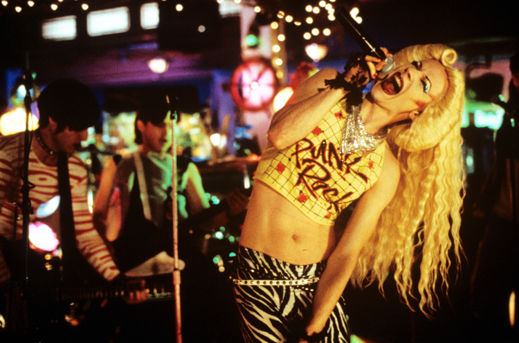Hedwig and the Angry Inch Movie (Still Color Slide)