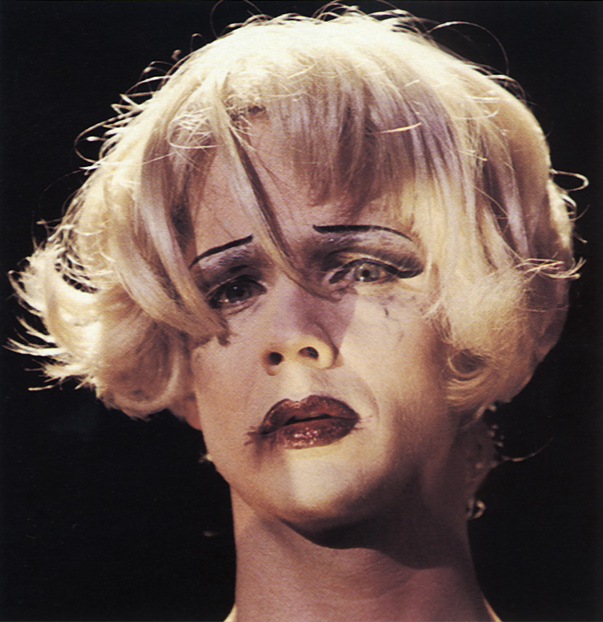 Hedwig and the Angry Inch Play (John Cameron Mitchell as Hedwig Robinson)