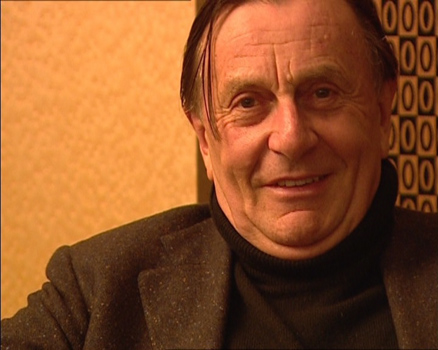 Barry Humphries (2003 Interview)