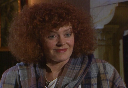 Patricia Quinn (1990 Interview)