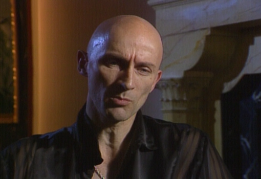 Richard O'Brien (1990 Interview)