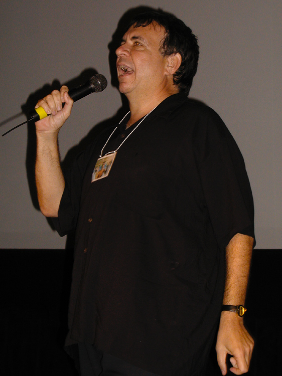Orlando 2001 Convention (Sal Piro)