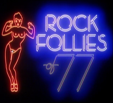 Rock Follies of '77 (Title)