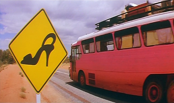 Adventures of Priscilla, Queen of the Desert (Warning: High Heels Ahead)
