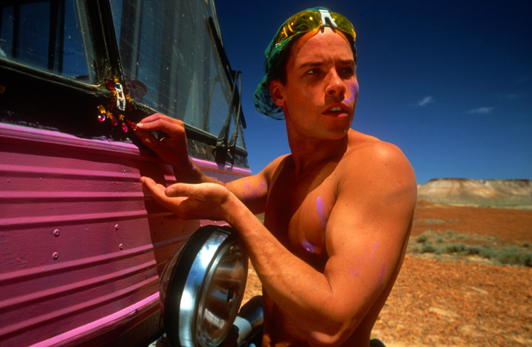 Adventures of Priscilla, Queen of the Desert (Still Color Slide)