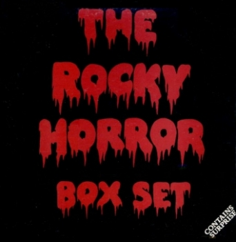 Rocky Horror Australian Box Set (Front Cover)