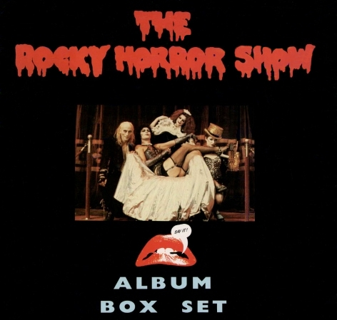 Rocky Horror Show Album Box Set (Front Cover)