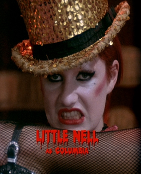 Rocky Horror Picture Show Credits (Little Nell as Columbia)