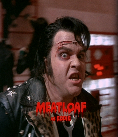Young Meatloaf Rocky Horror RockyMusic - Eddie