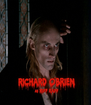 Rocky Horror Picture Show Credits (Richard O'Brien as Riff Raff)