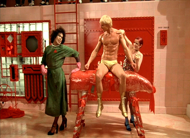 Rocky Horror Picture Show (Charles Atlas Song)