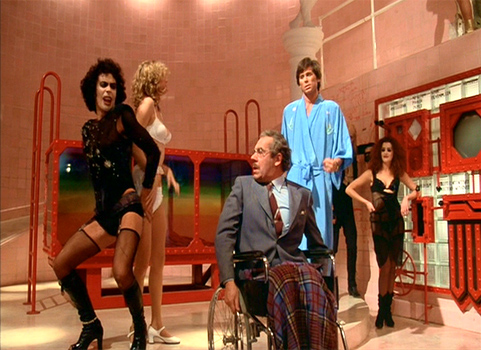 Rocky Horror Picture Show (Planet Schmanet, Janet)