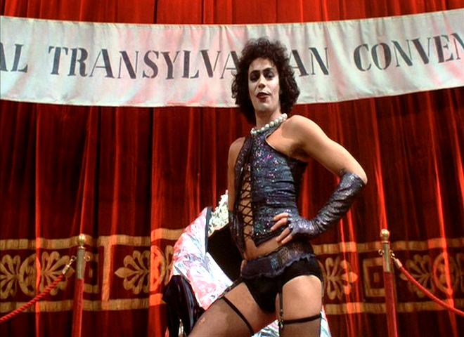 Lyric sweet transvestite