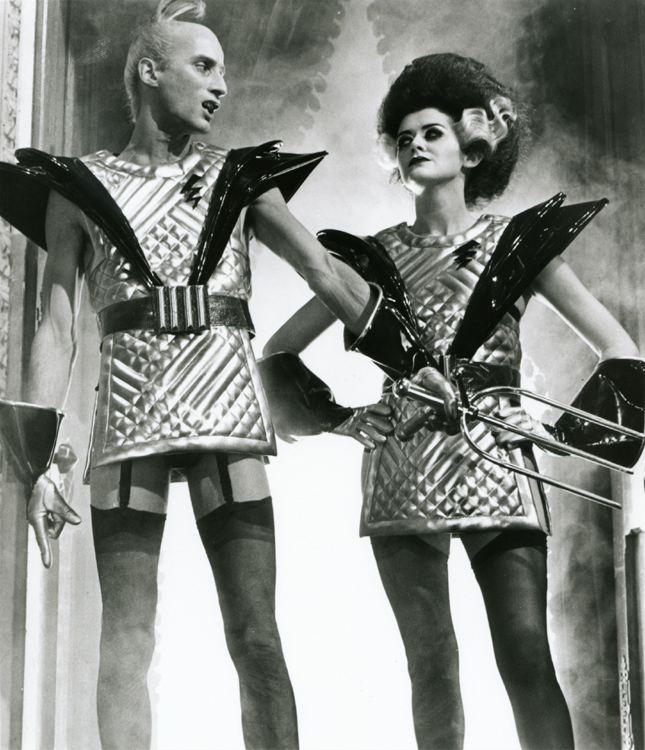 Rocky Horror Picture Show (Still B&W Photo #RH-07)