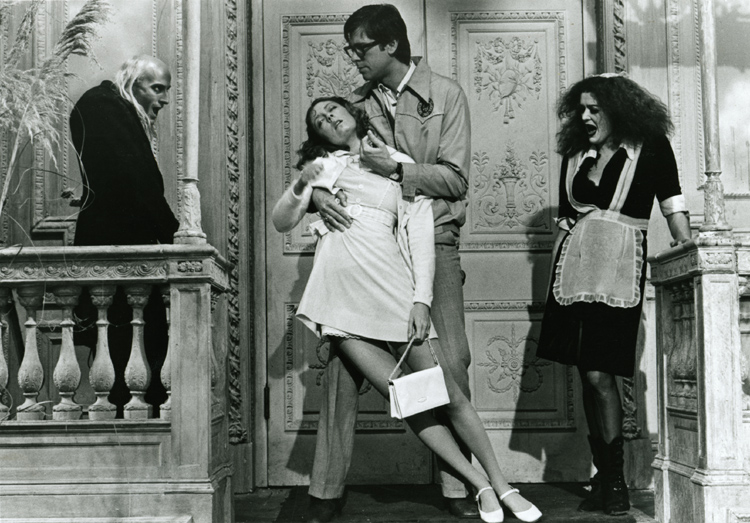 Rocky Horror Picture Show (Still B&W Photo #RH-13)