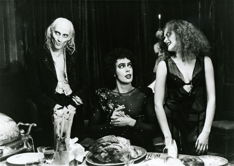 Rocky Horror Picture Show (Still B&W Photo #RH-27)