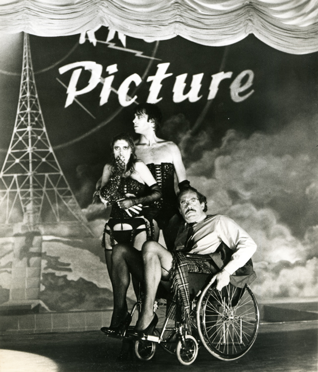 Rocky Horror Picture Show (Still B&W Photo #RH-29)