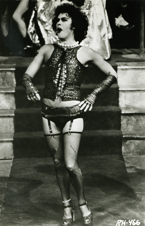 Rocky Horror Picture Show (Still B&W Photo)