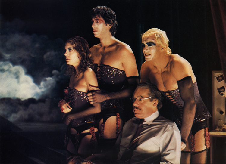 Rocky Horror Picture Show (Lobby Card #1)