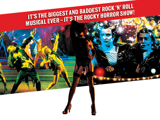 Rocky Horror Show (Montage)