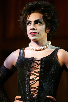 Rocky Horror Show 2006 U.K. Tour (David Bedella as Dr. Frank-N-Furter)