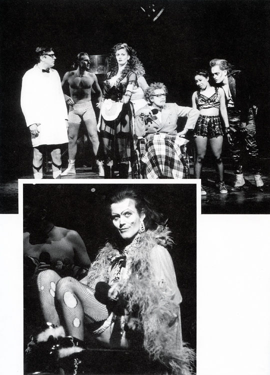 Rocky Horror Show Vocal Selections Book & Sing-Along CD (Photos Page 1)