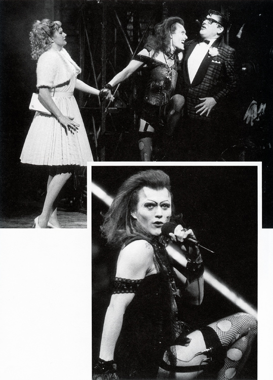 Rocky Horror Show Vocal Selections Book & Sing-Along CD (Photos Page 2)