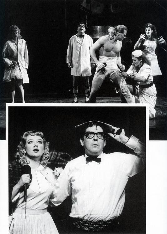 Rocky Horror Show Vocal Selections Book & Sing-Along CD (Photos Page 4)