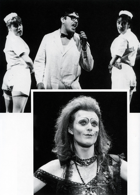 Rocky Horror Show Vocal Selections Book & Sing-Along CD (Photos Page 5)