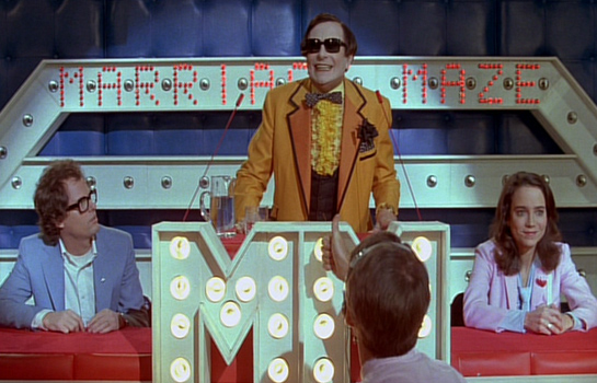 Shock Treatment (Marriage Maze)