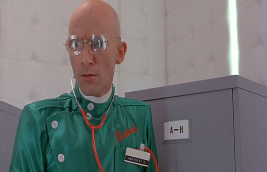 Shock Treatment (Cosmo McKinley)