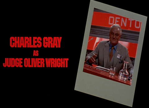 Shock Treatment Credits (Charles Gray as Judge Oliver Wright)