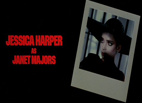 Shock Treatment Credits (Jessica Harper as Janet Majors)