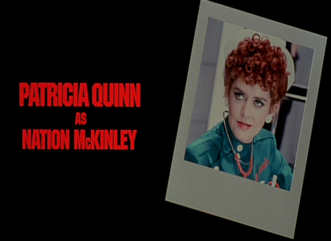 Shock Treatment Credits (Patricia Quinn as Nation McKinley)