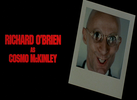 Shock Treatment Credits (Richard O'Brien as Cosmo McKinley)