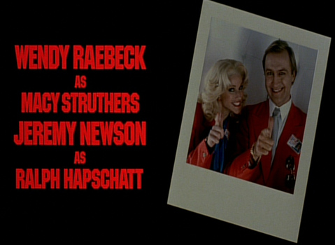 Shock Treatment Credits (Wendy Raebeck and Jeremy Newson)