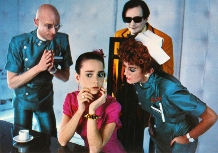 Shock Treatment (Lobby Card #1)