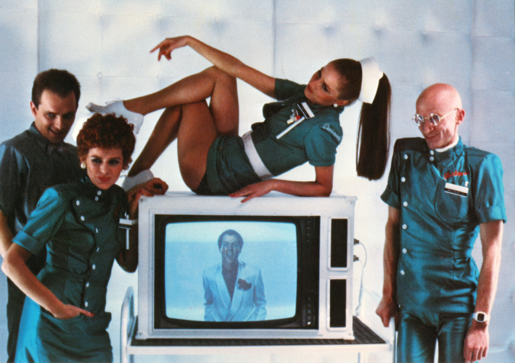 Shock Treatment (Lobby Card #3)