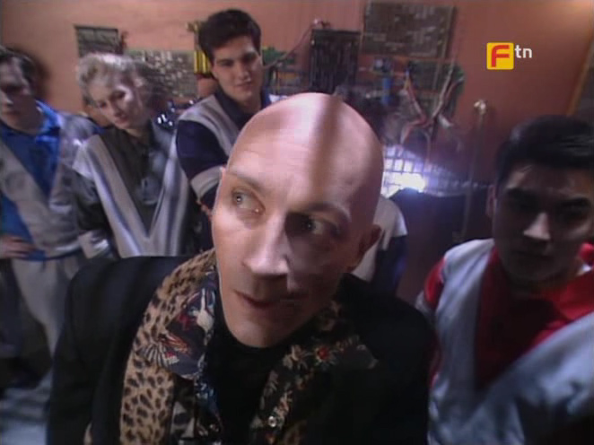 Crystal Maze (Season 1 Episode 10)