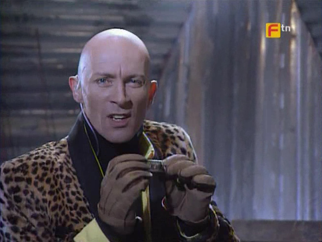 Crystal Maze (Season 2 Episode 2)